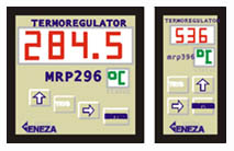 Microprocessor based temperature controllers